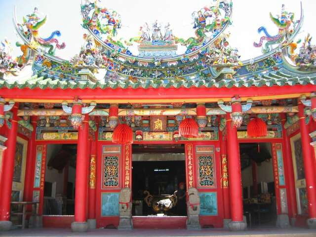 Yanshui Martial Temple(鹽水武廟)