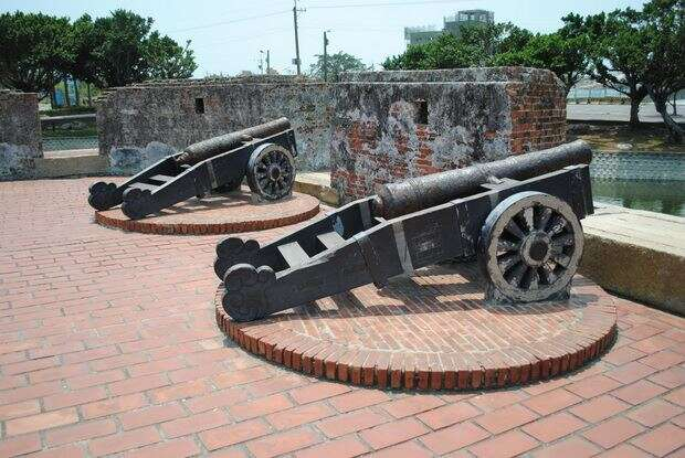 Anping Minor Artillery Fort(安平小砲臺)