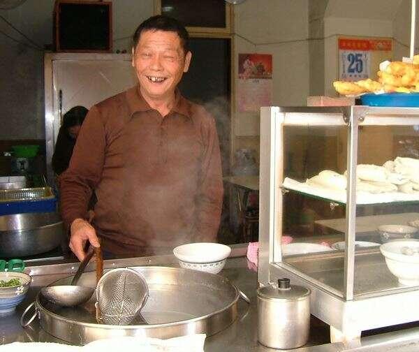 天公廟魚丸湯