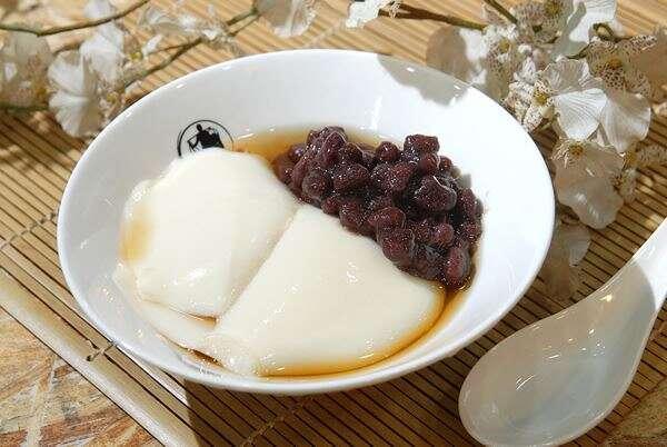 修安黑砂糖豆花