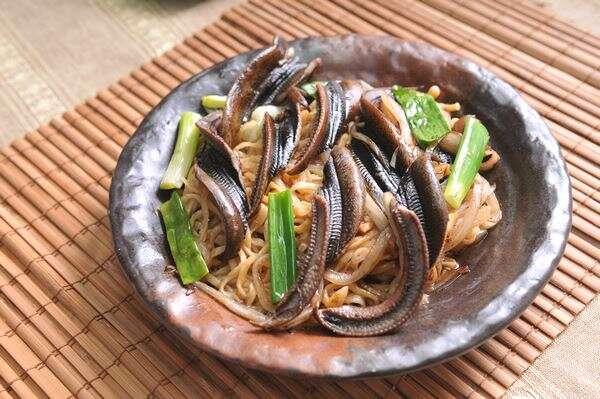 阿輝乾炒鱔魚意麵-門市ㄧ
