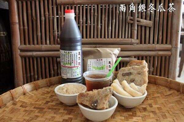 兩角銀冬瓜茶-安平店