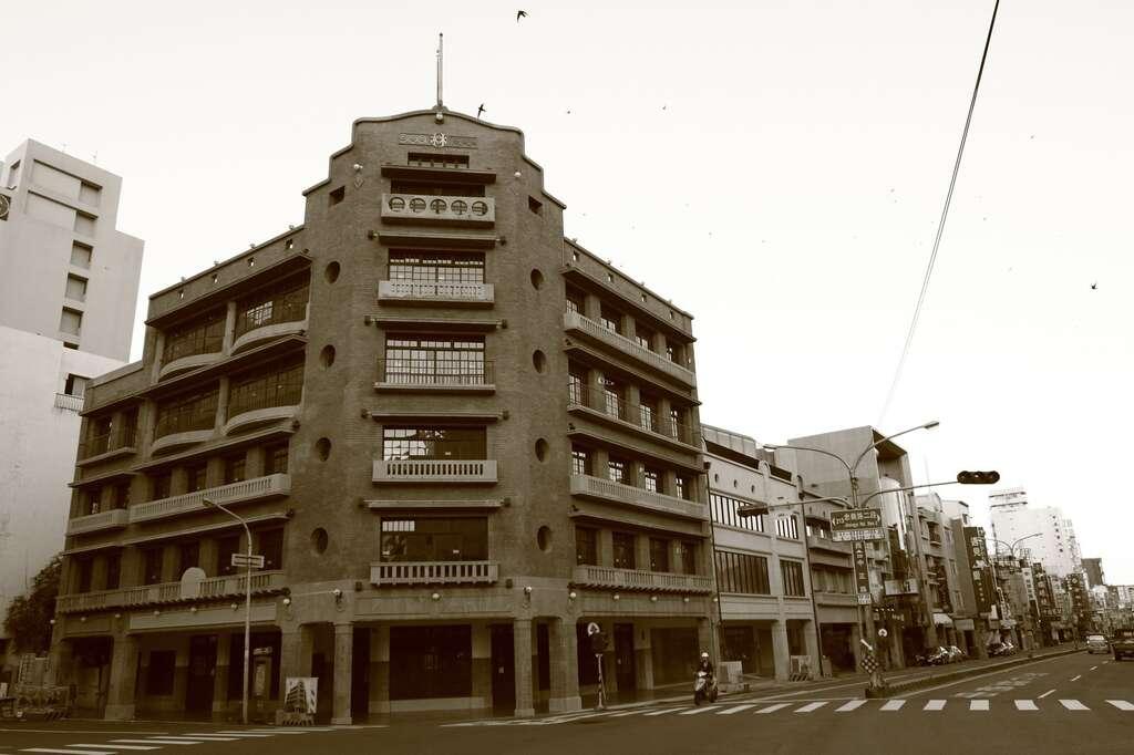 林百貨興建於西元1932年