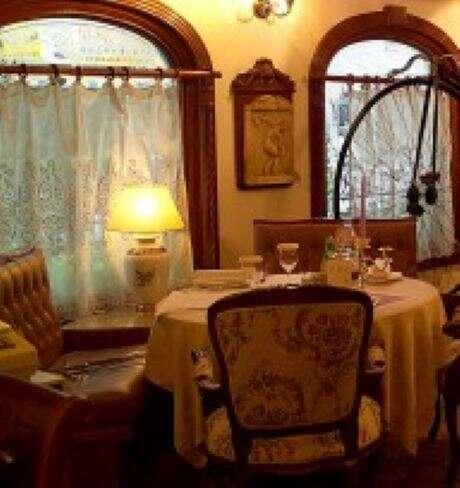 那個時代法式餐廳