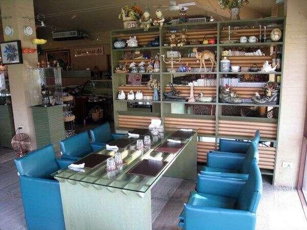 駱駝咖啡館