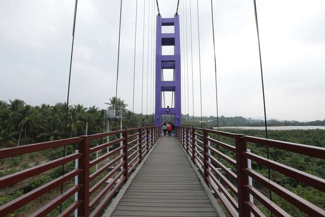Yong Hsin Suspension Bridge(永興吊橋)