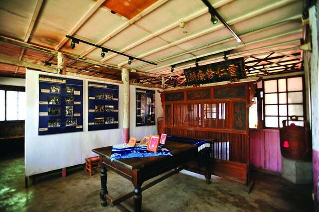 Mo-Lin Village Cultural Artifacts Exhibition Hall (墨林農村文物展示館)