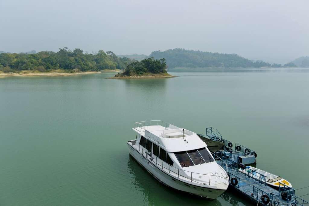 烏山頭水庫 遊船遊湖體驗