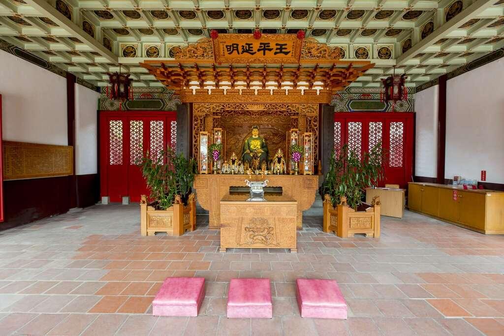 延平郡王祠 | 台南旅行サイト