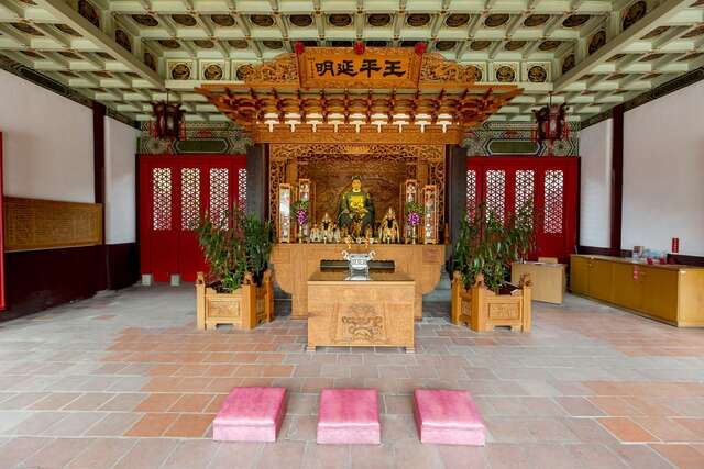 Koxinga Shrine(延平郡王祠)