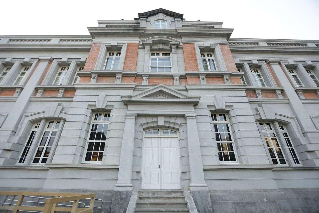 國立台灣文學館(原台南州廳)