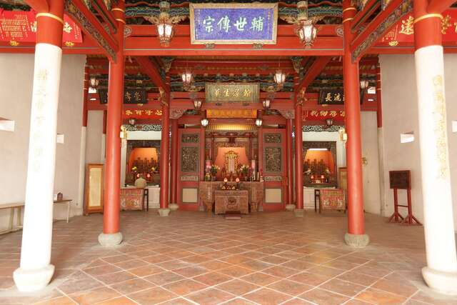 Chen De Jiu Family Hall(陳德聚堂)