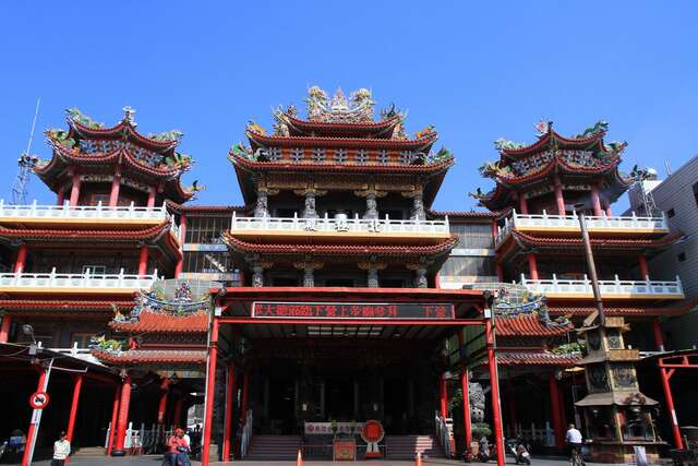 Xiaying Xuan Tian Shang Di Temple and Cultural Hall(下營玄天上帝廟及文化館)