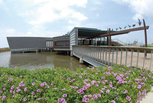 Black-faced Spoonbill Ecology Exhibition Hall(Former Black-faced Spoonbill Research and Reservation Management Center)(黑面琵鷺生態展示館(原黑面琵鷺研究及保育管理中心))