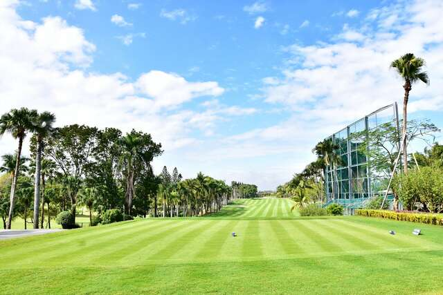 Tainan Golf Country Club(台南高爾夫球場)