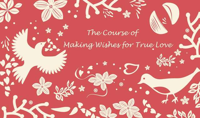 The course of making wishes for ture love(月老路線)