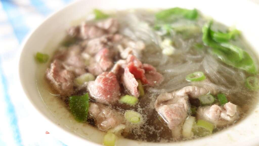 西羅殿牛肉湯