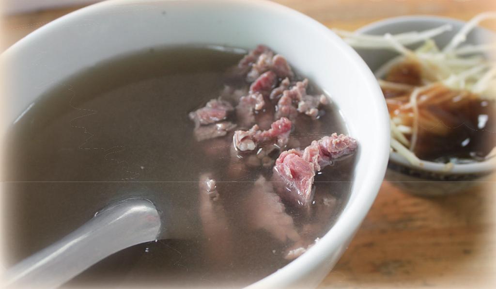 清香牛肉湯