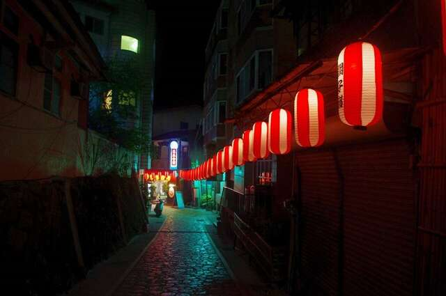 Guanziling Old Street(關子嶺老街)