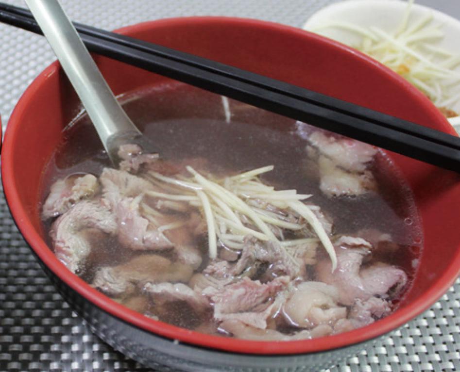 阿英牛肉湯