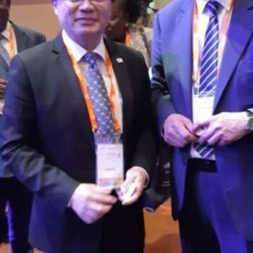 Mayor Li Men-yen Attends 2018 World Cities Summit and Mayors Forum and Promotes Tainan City Smart Transportation
