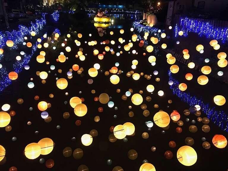 2019月津港燈節