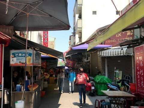 Anping Old Street