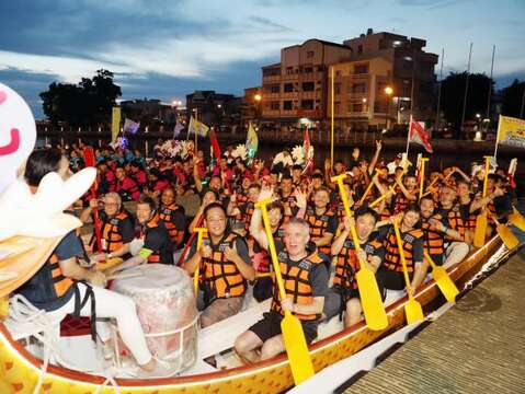 International Dragon Boat Championships Go