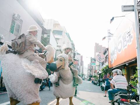 2019 Tainan Street Arts Festival Kicks Off with Three Days of Festivities on Hai-an Road-2