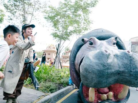 2019 Tainan Street Arts Festival Kicks Off with Three Days of Festivities on Hai-an Road-3