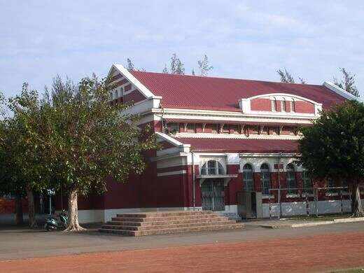 Tainan Second Senior High School (formerly Tainan Senior High School Lecture Hall)(台南二中(原台南中學學校講堂))