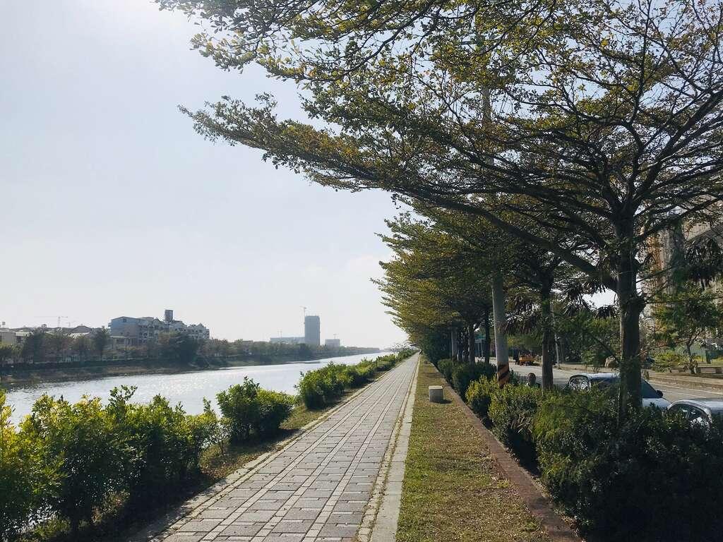 山海圳國家綠道