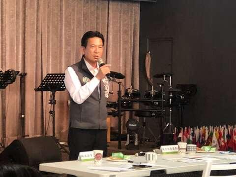 林俊憲立委鼓勵地方多支持船屋地方營運