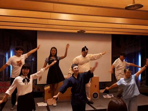 日文歌表演