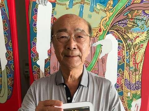 國寶級廟宇彩繪匠師 潘岳雄老師