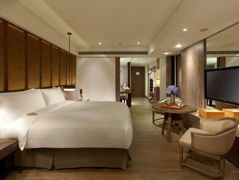 台南晶英酒店晶英套房-2