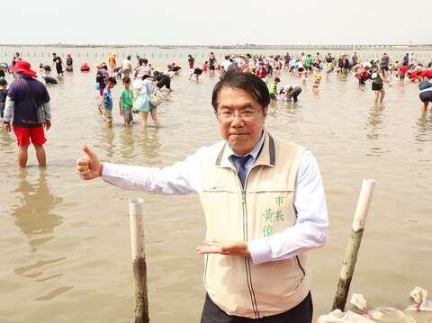3.市長推廣七股海鮮節
