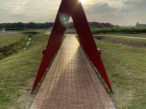 「旋轉荷蘭風」展區