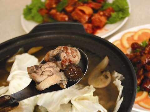 楠西-梅嶺梅子雞