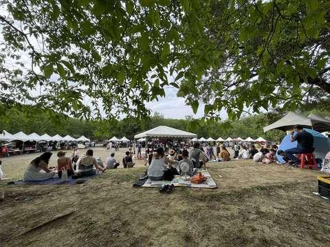 除了表演還有眾多精彩活動,歡迎民眾一起來參加