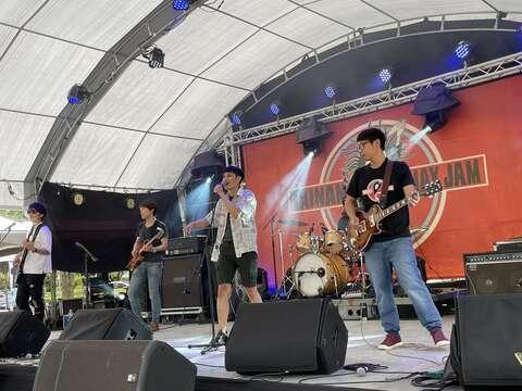 台南五月音樂季是全台最堅持的獨立音樂節