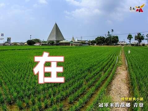 02.台南旅遊視訊背景圖_「在」